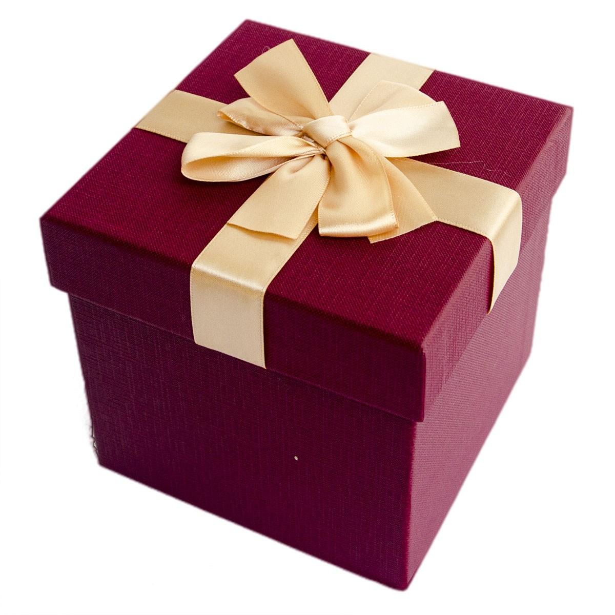 圣诞广东深圳正 礼物包装盒子礼品盒包装盒 纯色礼品盒正方体
