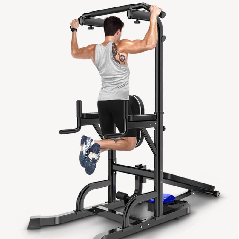 室内健身器材_家用室内单杠双杠健身引体向上器材单双杠训练器拉力绳健身器材