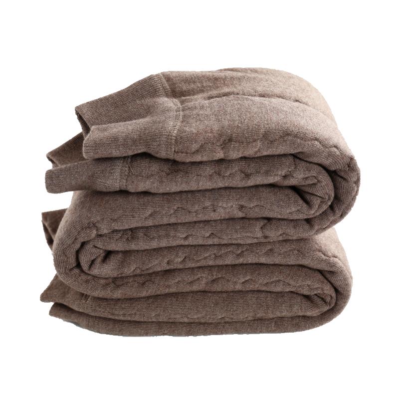 棉裤男驼绒冬季加绒加厚中老年人东北高腰加大码羊毛女宽松保暖裤