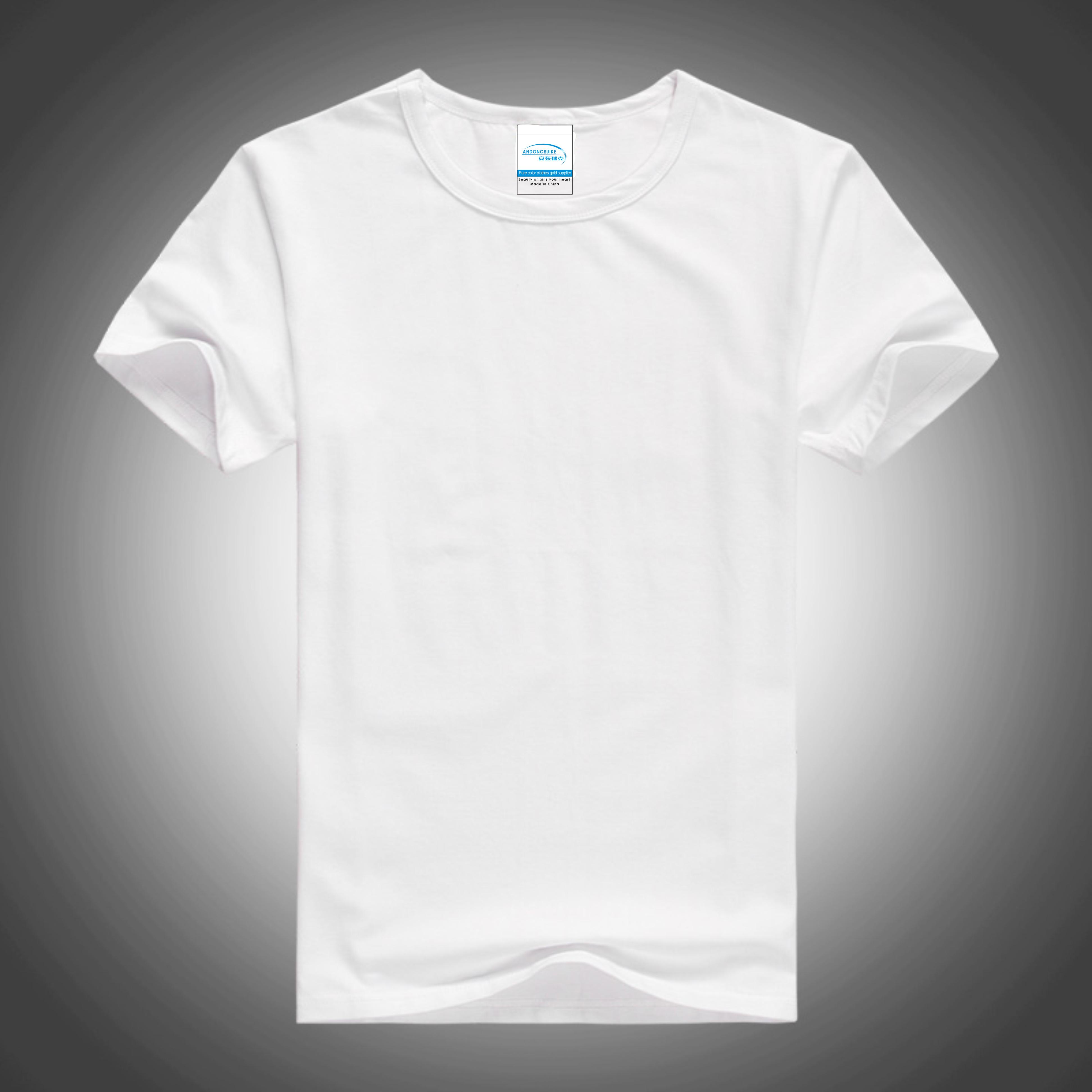 Nam và nữ 200 gram văn hóa quảng cáo áo sơ mi phương thức dài- tay trống t- shirt nhiệt chuyển thăng hoa tùy chỉnh áo polo nam