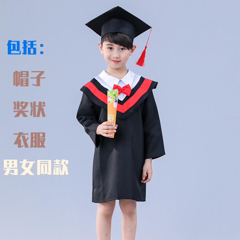 Sixty-one children\'s doctoral clothes boys and girls kindergarten ...