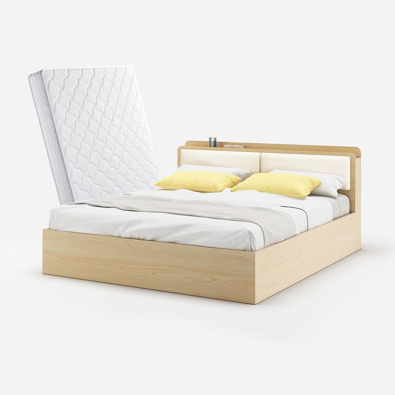 Цвет: Высокая кровать коробки(а)+22 {#N30 может весна мат