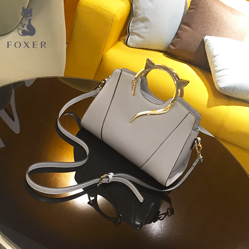 wild épaulement bag sac nouvel fox korean 2018 anneau female gold w4qHUxZRg