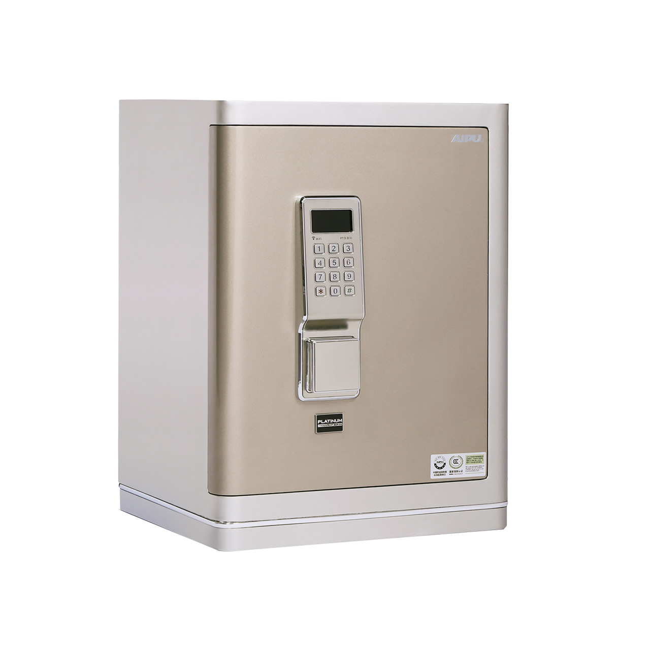 AIPU AI spectrum intelligent electronic Password Safe Home