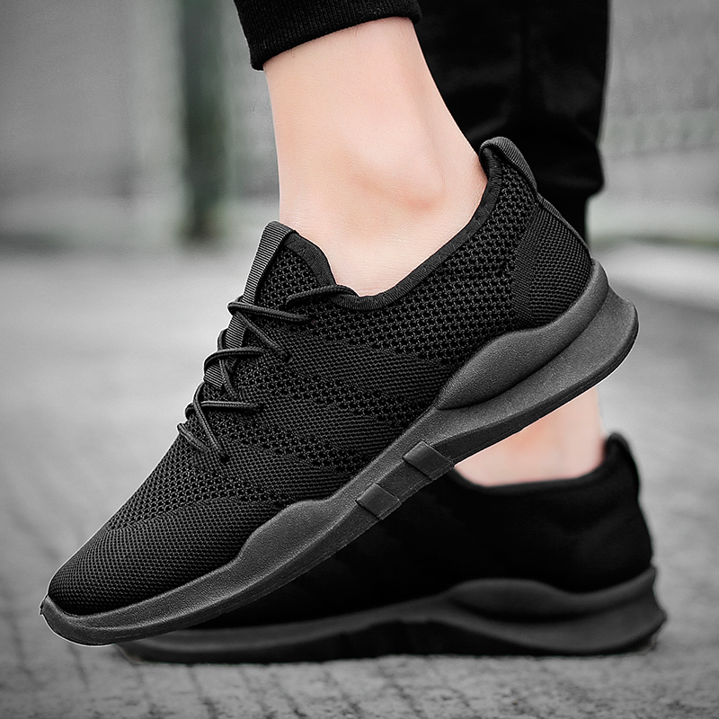 Men's breathable men's shoes summer shoes NET shoes men low cut sports and  leisure shoes trend of the Korean version of Joker running tide shoes