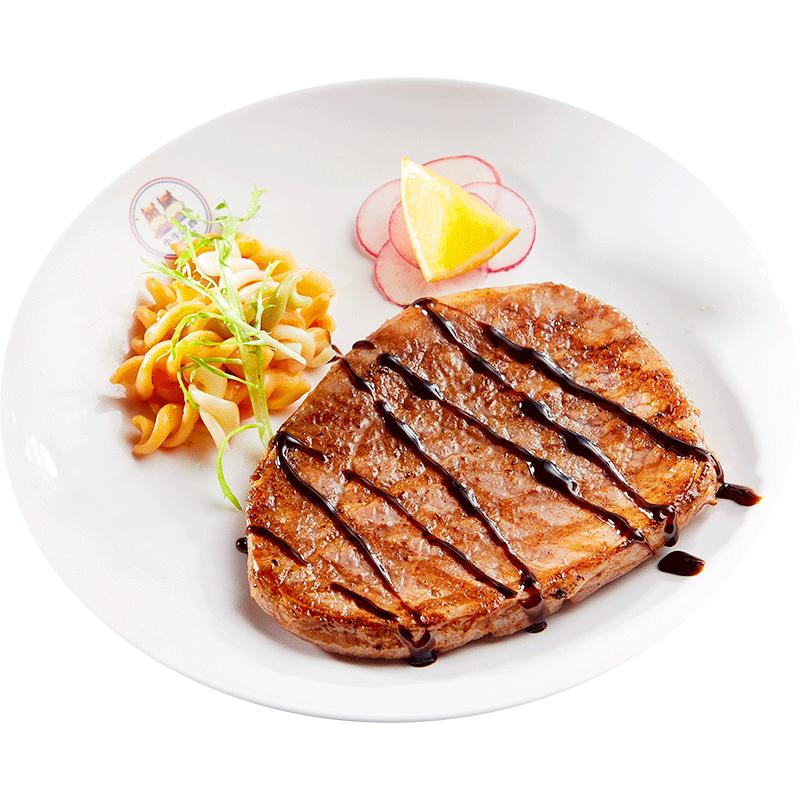 澳洲牛排新鲜进口儿童黑椒菲力10片家庭套餐牛扒牛肉单片家用20