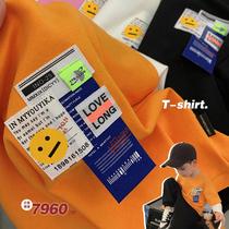 辰辰妈童装男童t恤长袖2021春季新款洋气假两件标签儿童宝宝体恤