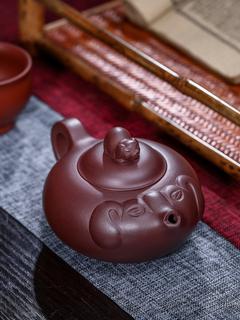 Должен интерес фиолетовый чайник имя домой собирать подарок все стороны оригинал мое фиолетовый грязь спасибо рассвет восток подлинный зодиак благословение свинья благословение, цена 7907 руб