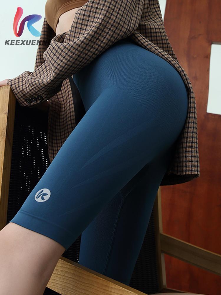 珂宣尼 2020年夏季新款 女式闪电骑行裤X1 直筒紧身五分裤 天猫优惠券折后¥58包邮(¥98-40)3色可选
