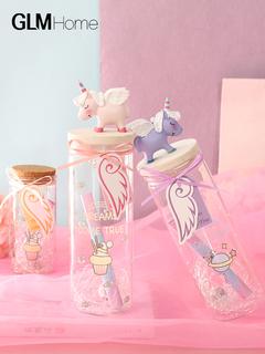 Банки удачи,  Творческий друфтующие бутылки желая бутылка муза серебристые свет желание бутылка счастливый звезда бутылка diy ручной работы желать надеяться стеклянные бутылки, цена 157 руб