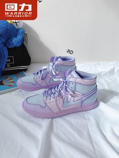 Ботинки, полусапожки,  Вернуть силу присоединиться имя цветение вишни военно-воздушные силы один aj обувь женская сын 2020 взрыв моделей новый дикий высокий движение обувь обувь, цена 2836 руб