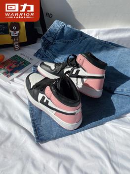 Ботинки, полусапожки,  Вернуть силу присоединиться имя военно-воздушные силы один aj обувь женская сын 2020 новый осень высокий движение обувь дикий любители обувь, цена 1931 руб