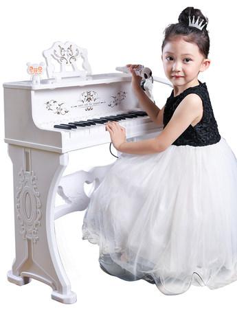贝芬乐儿童蓝牙电子钢琴 入门级灯光教学早教音乐玩具 优惠券后319元包邮