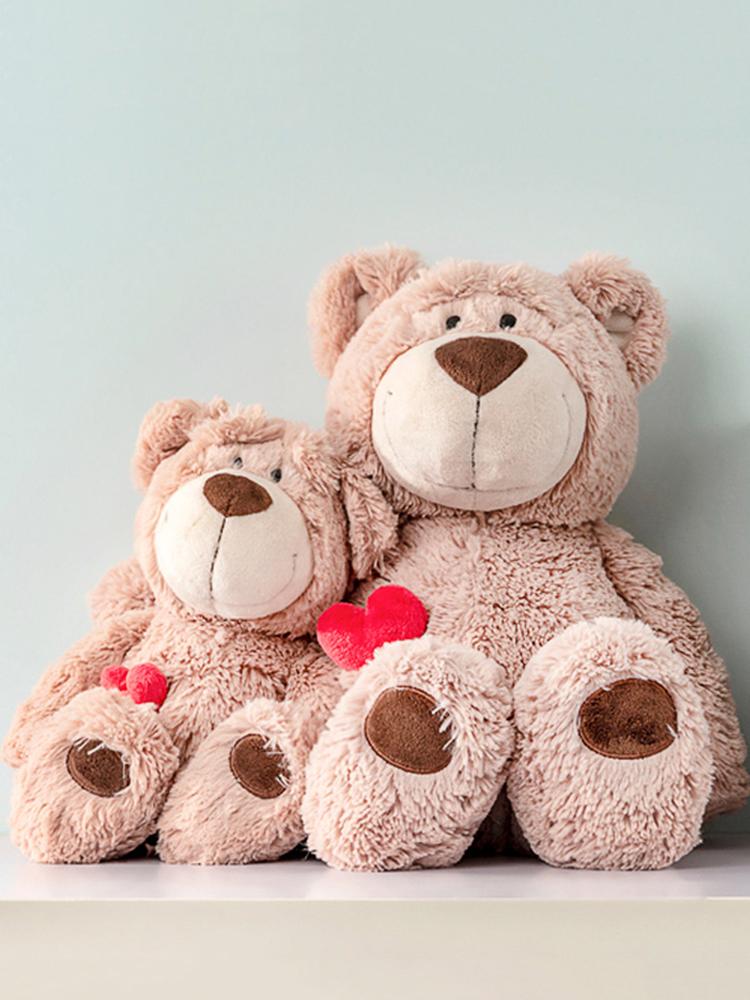 德国NICI小熊公仔毛绒玩具,送女朋友表白礼物什么好