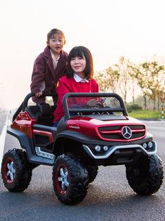 Электромобили детские,  Негабаритный черный нигерия не надо грамм ребенок электрический автомобиль четырехколесный полноприводный дистанционное управление ребенок ребенок быстро бегать игрушка автомобиль может сидеть человек, цена 20357 руб