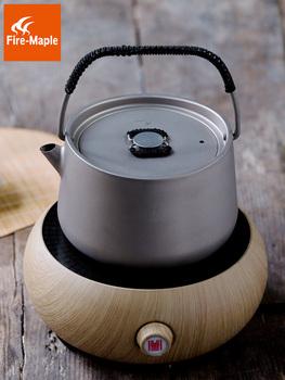 Чайники походные,  Пожар клен так если титан чайник сжигать чайник здоровье титан чайный сервиз усилие чайный сервиз кофе горшок персональные настройки, цена 8360 руб