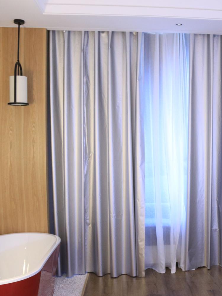 【超大尺寸1.4*1.8米】防晒遮光窗帘