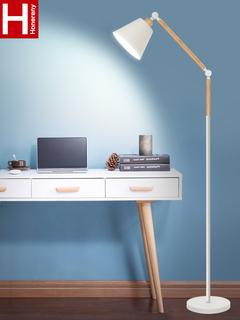 Радуга яркий торшер нордический гостиная спальня диван теплый книга дом творческий личность простой современный вертикальный настольные лампы, цена 545 руб