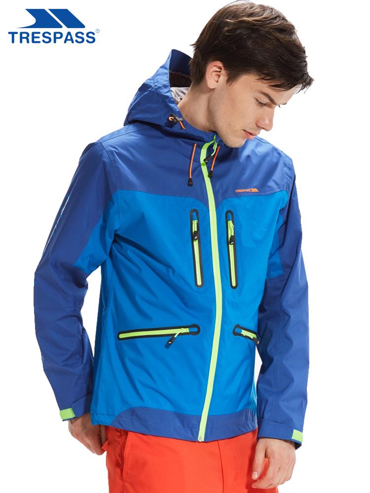 商場同款,防水透氣5000,可當雨衣穿:趣越 戶外防水沖鋒衣
