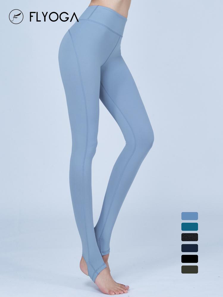 FLYOGA 芙莱尔 专业瑜伽裤 运动踩脚裤 天猫优惠券折后¥278包邮(¥368-90)多色可选