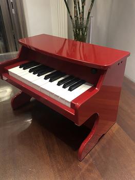 Детское фортепиано,  Ребенок пианино деревянный больше швейцарский электроэнергия в сша кум начинающий маленький мальчик девушка ребенок музыка игрушка 3-6 лет 1 мини, цена 4215 руб