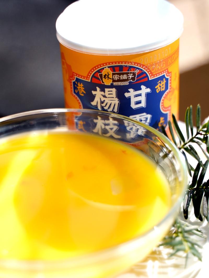 林家铺子 杨枝甘露罐头 312g*3罐*2件 双重优惠折后¥34.85包邮