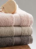 洁丽雅 全棉材质毛巾 3条装 触感柔软舒适 券后21.8元起包邮