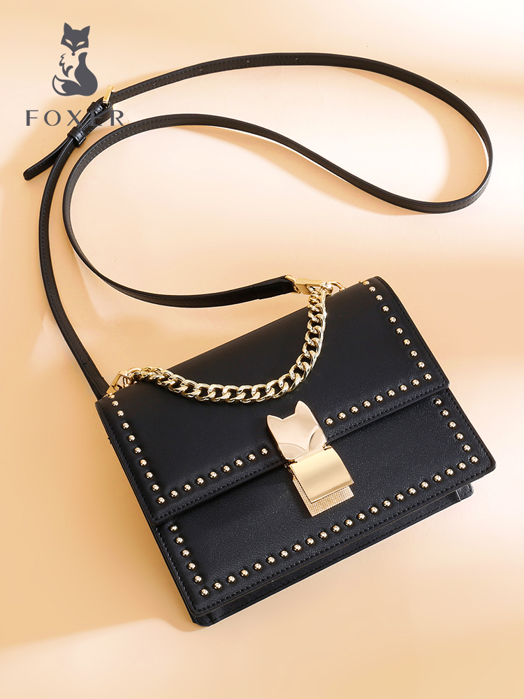 532fc5f32ade Gold Fox summer bag female 2018 new wave Korean version of the wild simple  personality explosion