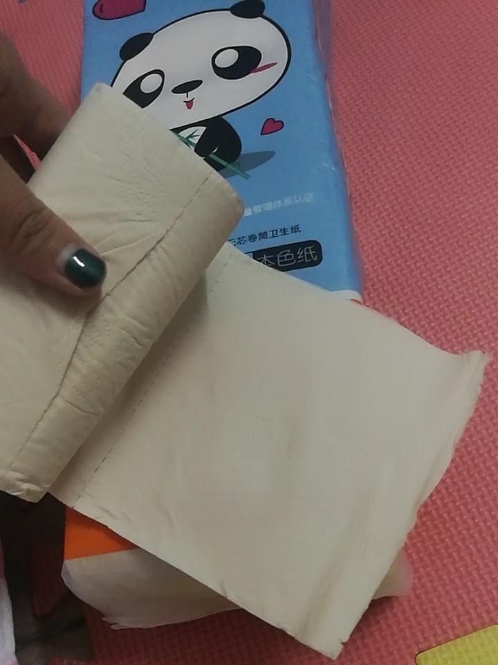 【嘉士利】4层本色卷纸42卷15.9元