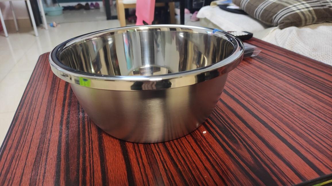 不锈钢盆304食品级家用厨房