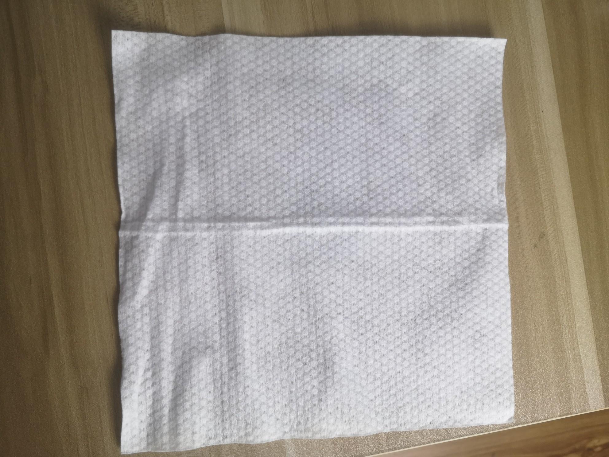 【市面冰价】整整80抽一大包洗脸巾珍珠纹