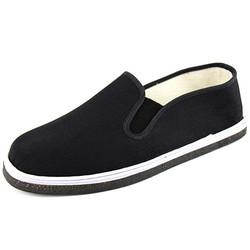 男女防滑加厚轮胎底布鞋