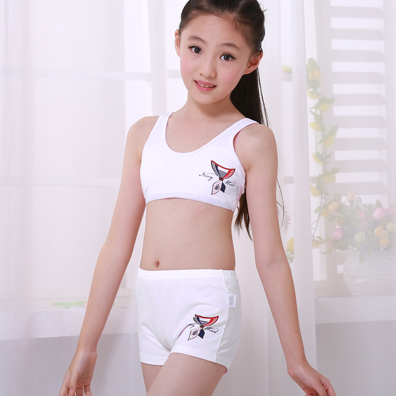 6a7f1b5b6 ... In the big boy cotton 10 students 12 years old girl 11 development  period small vest