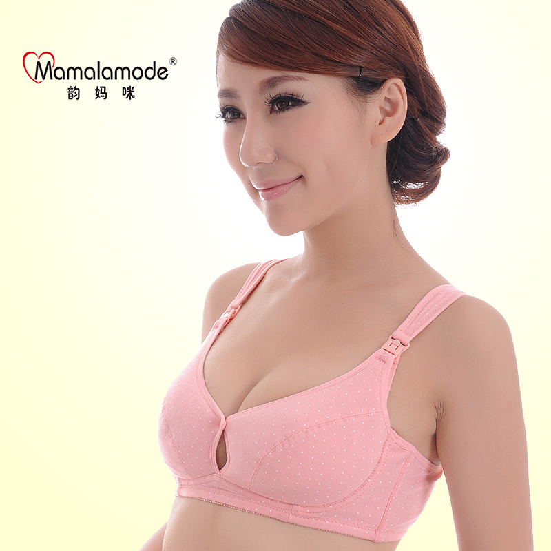 Юньдаа мама беременная женщина нижнее белье бюстгальтер открыть пряжку спереди грудное вскармливание бюстгальтер грудное вскармливание нижнее белье большой чашка полоса круг подача молоко