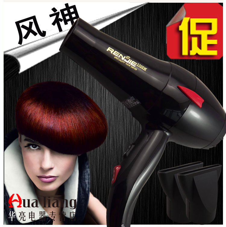 VIP hair dryer RCE827 household high power hot and cold wind salon barber shop hair dryer pet Hairdryer