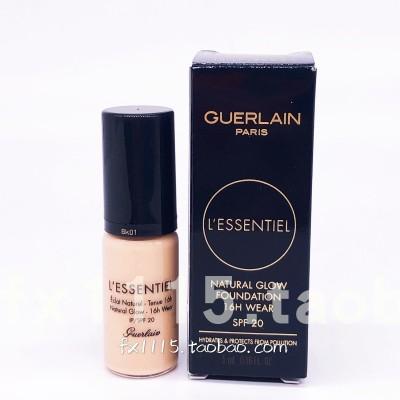 Được sản xuất vào năm 19! Guerlain Bulb Liquid Foundation 5ml Guerlain Gold Diamond Repair Liquid Foundation 5ml 【Trong kho】 - Nền tảng chất lỏng / Stick Foundation