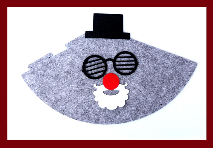 兒童聖誕帽卡通無紡布聖誕帽子成人頭飾聖誕節裝飾品可愛創意帽子
