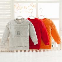 儿童女童棉衣棉袄宝宝