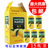 South Korea imported beverage net red beverage FCL Lotte Mango Juice Drink 180ml/*15 cans 1 box