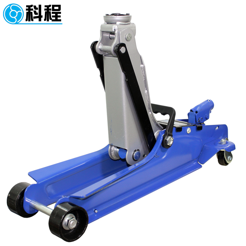 Horizontal hydraulic jack 2 5 tons car jack car with SUV SUV gold roof tire  tool