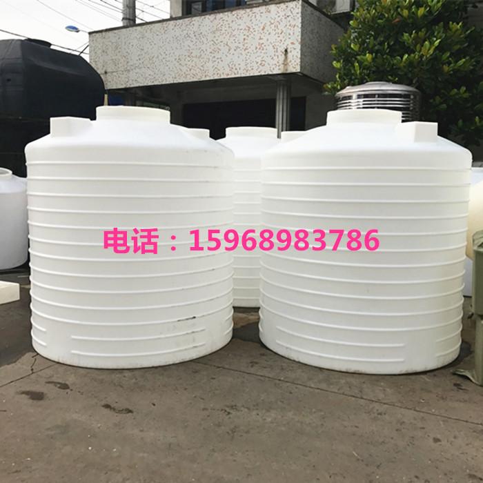 [Bình nhựa PE] Bình nước nhựa hình trụ 5000 lít Tháp nước nhựa 5 tấn - Thiết bị nước / Bình chứa nước