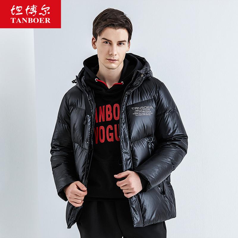 Ровный и широкий богатые ваш новые товары куртка краткое мода глянцевый хлеб одежда мужчина такси толстый случайный пальто TA202631