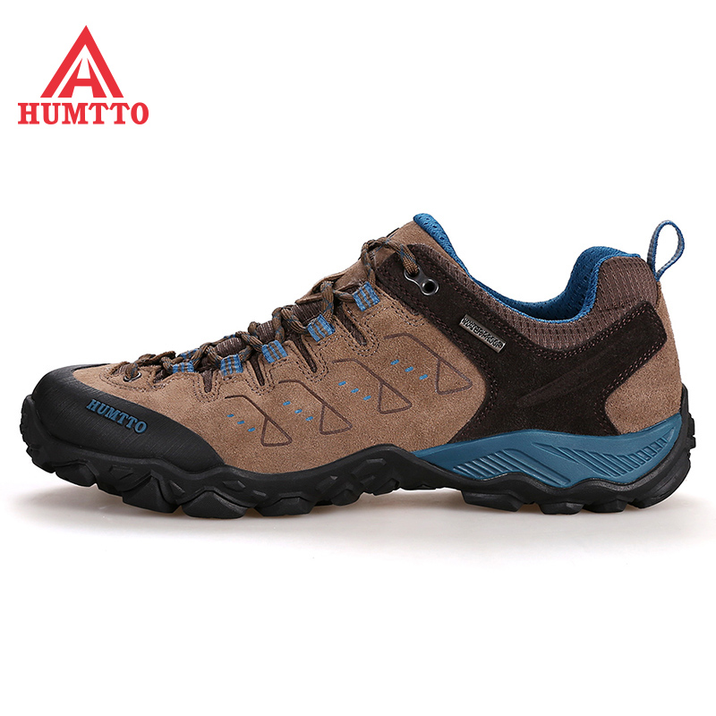 Hummer mountain shoes men low help new breathable sports shoes wear-resistant climbing shoes hiking shoes non-slip waterproof outdoor shoes