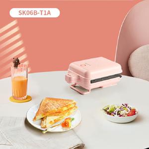 九阳三明治机家用小型轻食压烤机