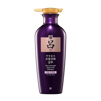 韩国进口爱茉莉紫吕洗发水400ml