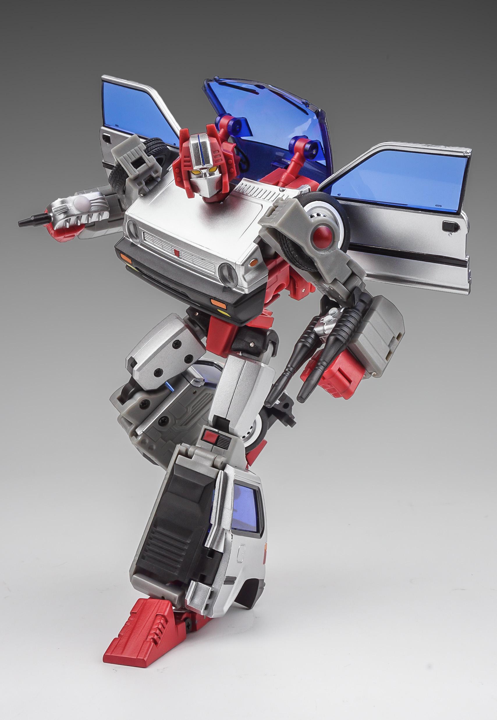 X社 变形玩具 MX-17H MP十字疤/捷径 Herald 现货