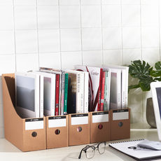 Bookstand storage bo...