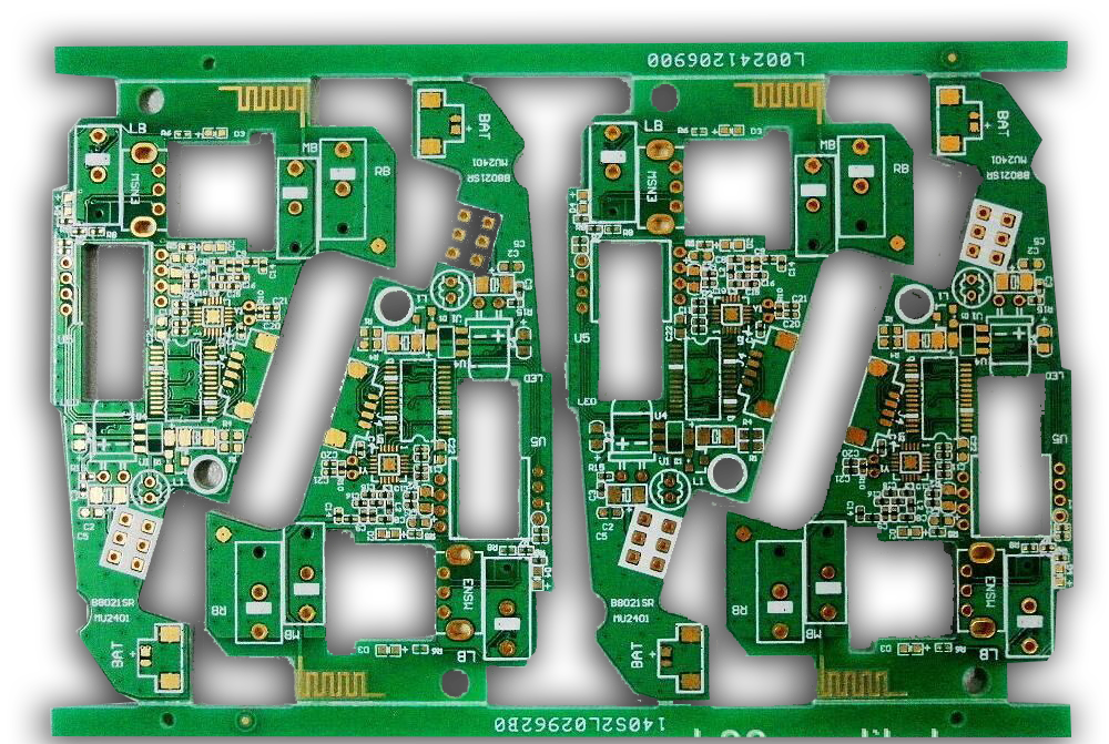 Factory Direct double-sided 370 each flat from the copy board PCB express  urgent proofing batch circuit board