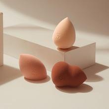 【三个装】海绵粉扑化妆彩妆蛋干湿两用
