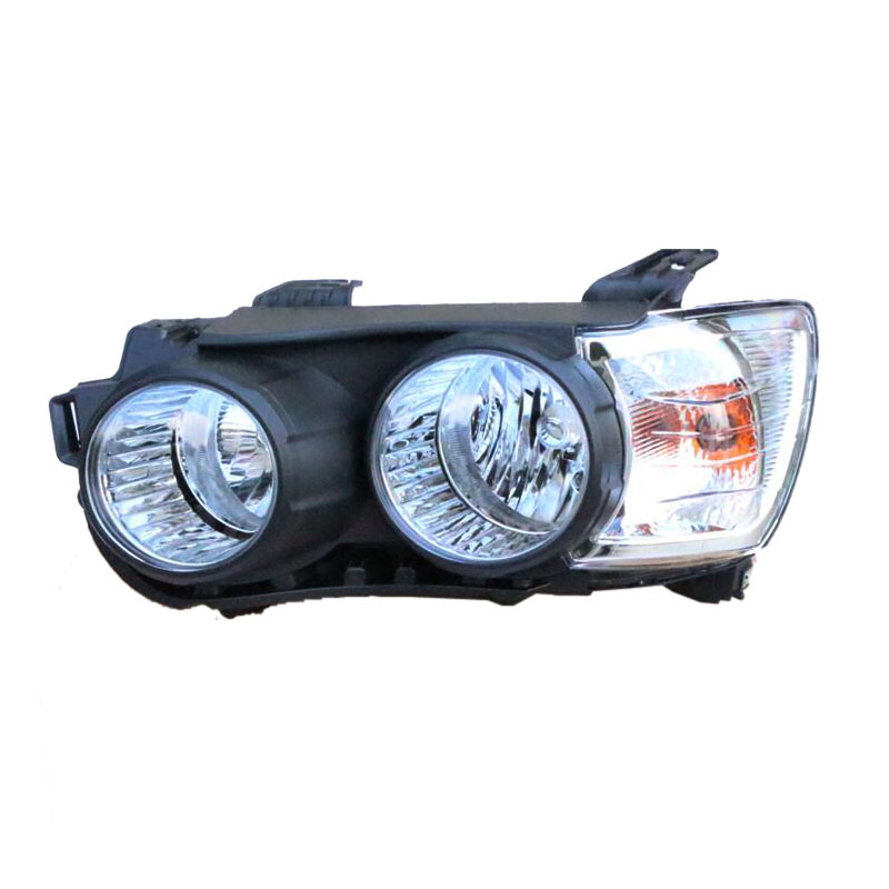 For Chevrolet Aveo 2008 2013 2pcs Front Headlight Assembly Lamps